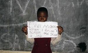 malawian girl