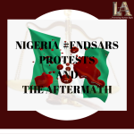 NIGERIA #ENDSARS PROTESTS AND THE AFTERMATH
